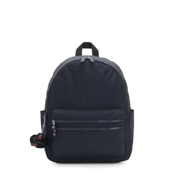 BOUREE True Blue Tonal BACKPACKS by Kipling Back