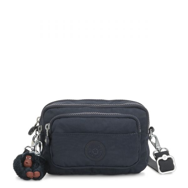 MERRYL True Blue Tonal TRAVEL ACCESSORIES by Kipling Back