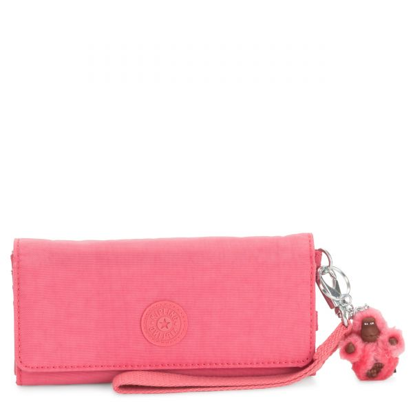 RUBI Desert Rose WALLETS by Kipling Back