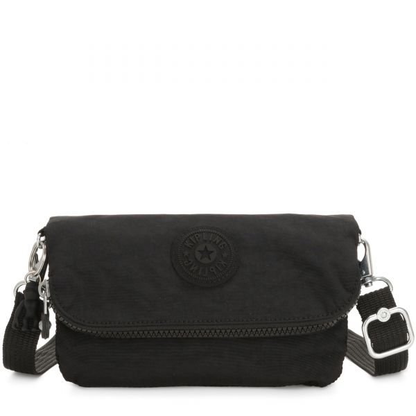 IBRI True Black Femme Strap POUCHES/CASES by Kipling Front