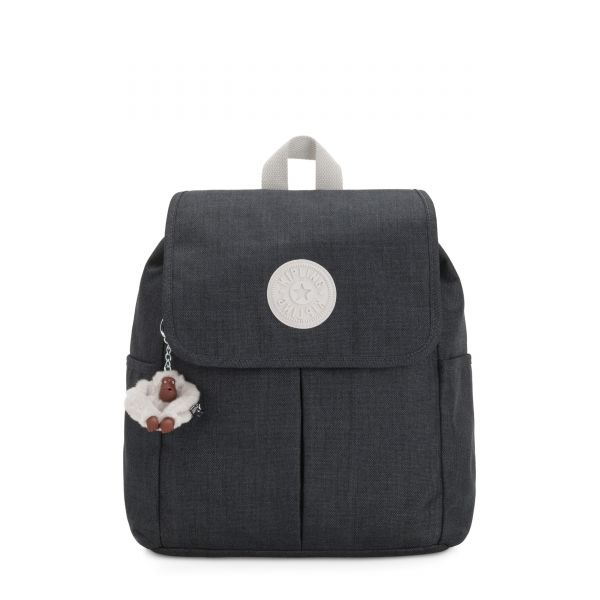 ROWAN Blue Modern BACKPACKS by Kipling Back