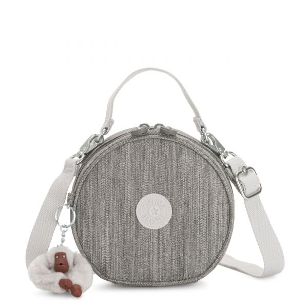 FUN Shaded Grey CROSSBODY by Kipling Back