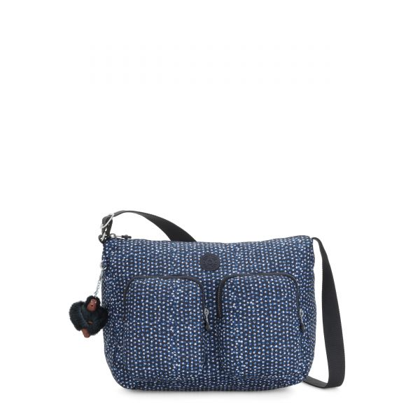 SIDNEY Printed Notes CROSSBODY by Kipling Back