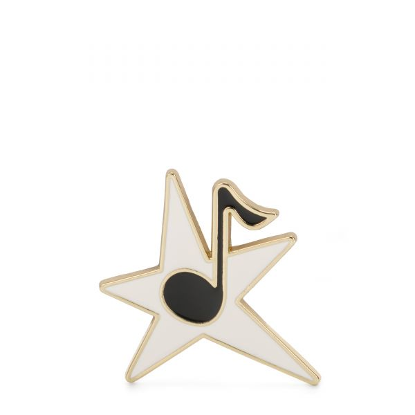 STAR NOTE PIN Multicolor PRODUCT EXTENSIONS by Kipling Back