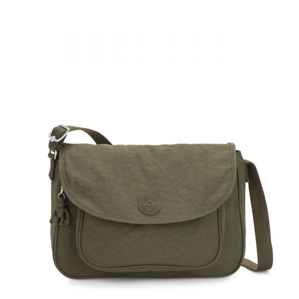 SUNITA JADED GREEN CROSSBODY by Kipling Inside