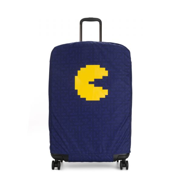 CURIOSITY L COVER Pac Man Good TRAVEL ACCESSORIES by Kipling Inside