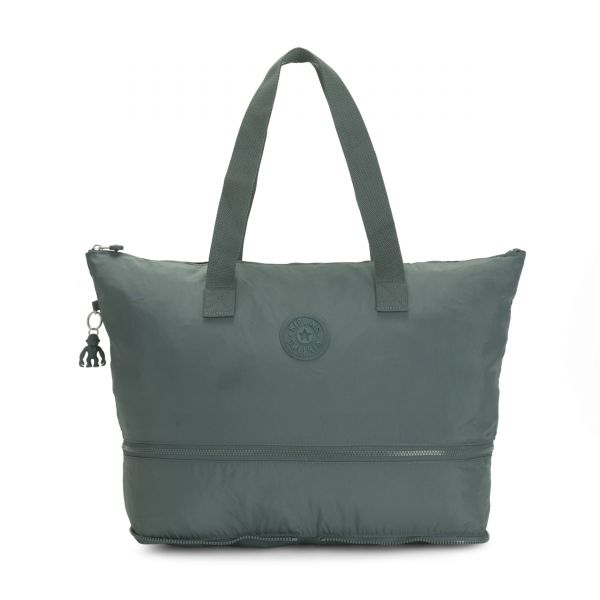 IMAGINE PACK Light Aloe TOTE by Kipling 1