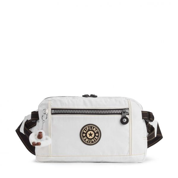 HOLDER White Uo BACKPACKS by Kipling Front