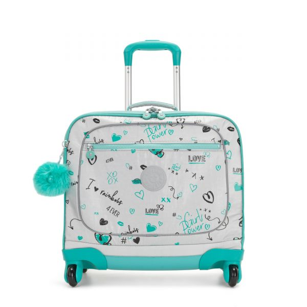 MANARY Metallic Doodle CARRY ON by Kipling Front