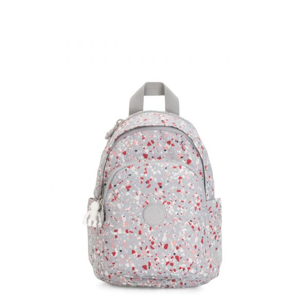 DELIA MINI Speckled BACKPACKS by Kipling Front
