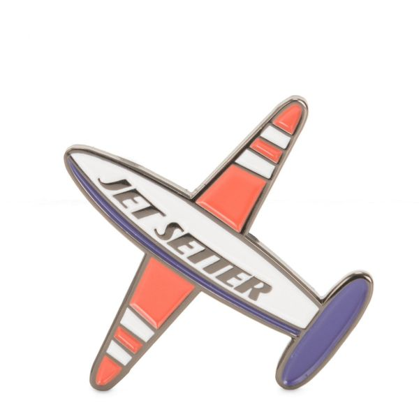 AIRPLAINE PIN