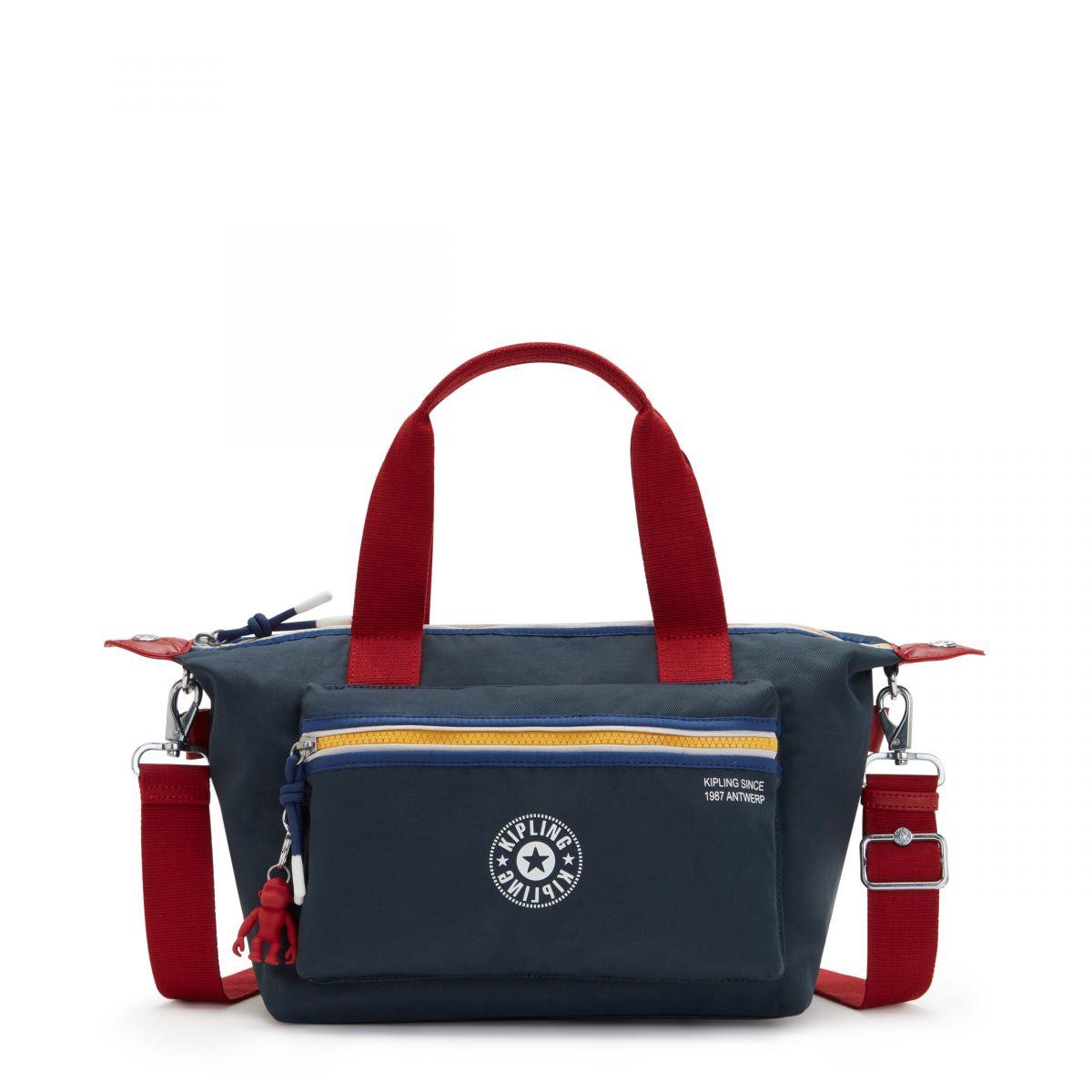ART MINI P BAGS by Kipling - Front view