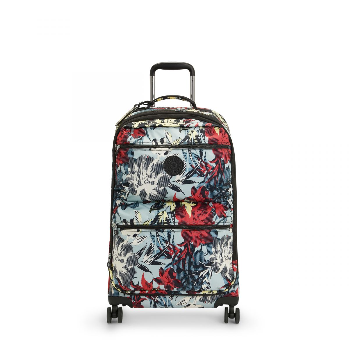 CITY SPINNER M LUGGAGE by Kipling - Front view