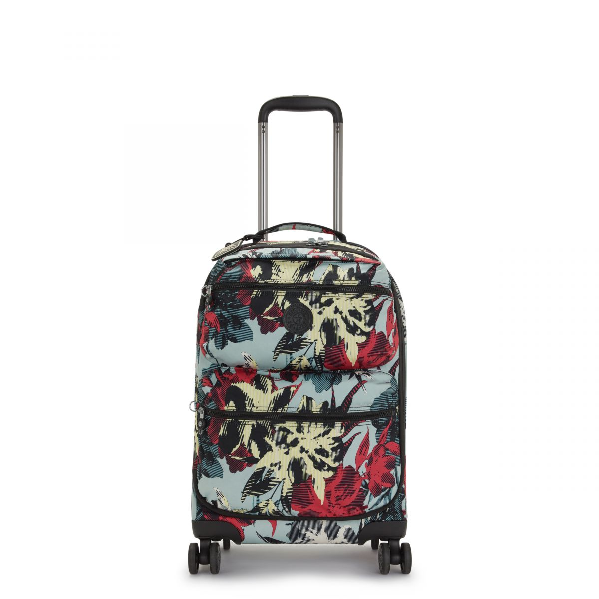 CITY SPINNER S LUGGAGE by Kipling - Front view