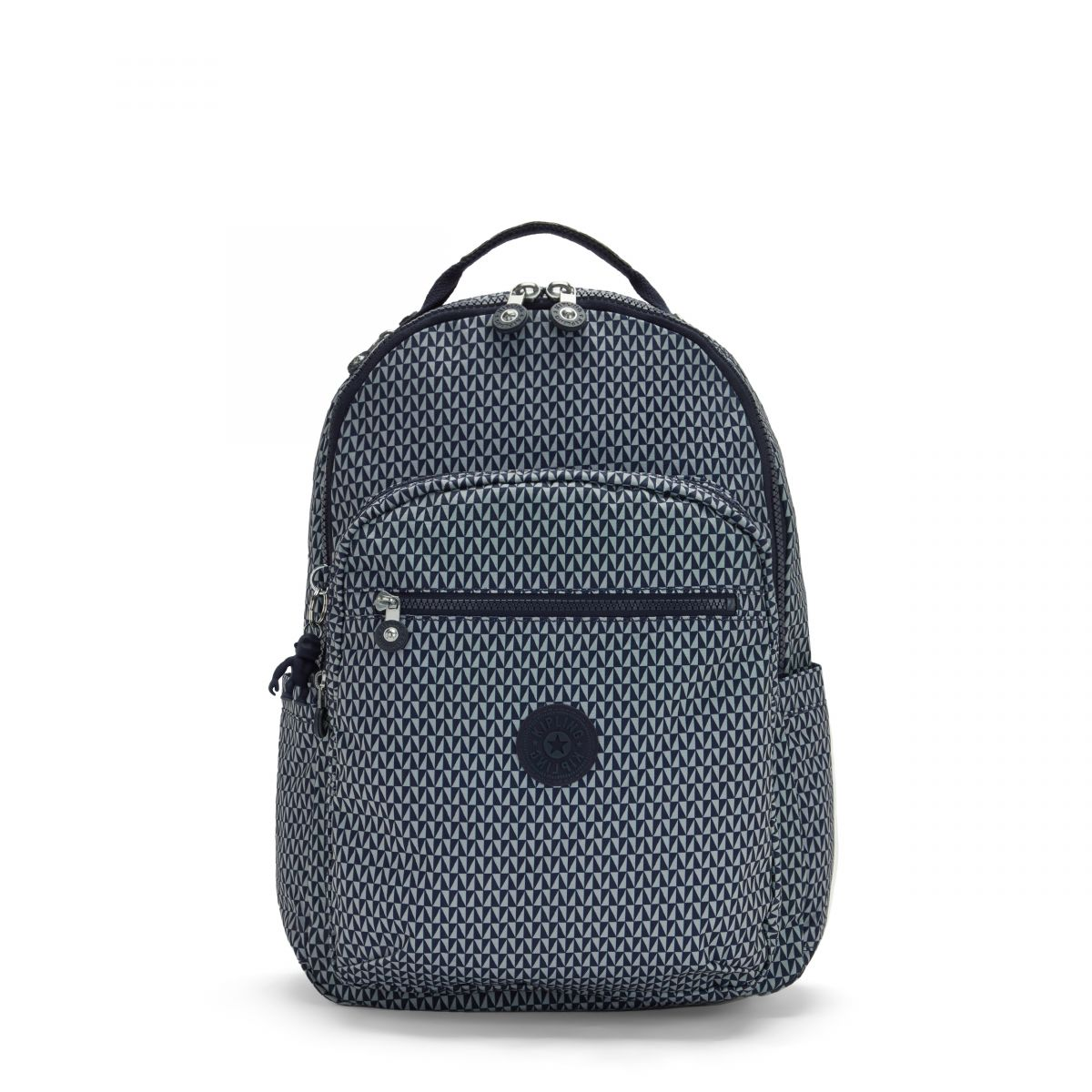 SEOUL SCHOOL BAGS by Kipling - Front view