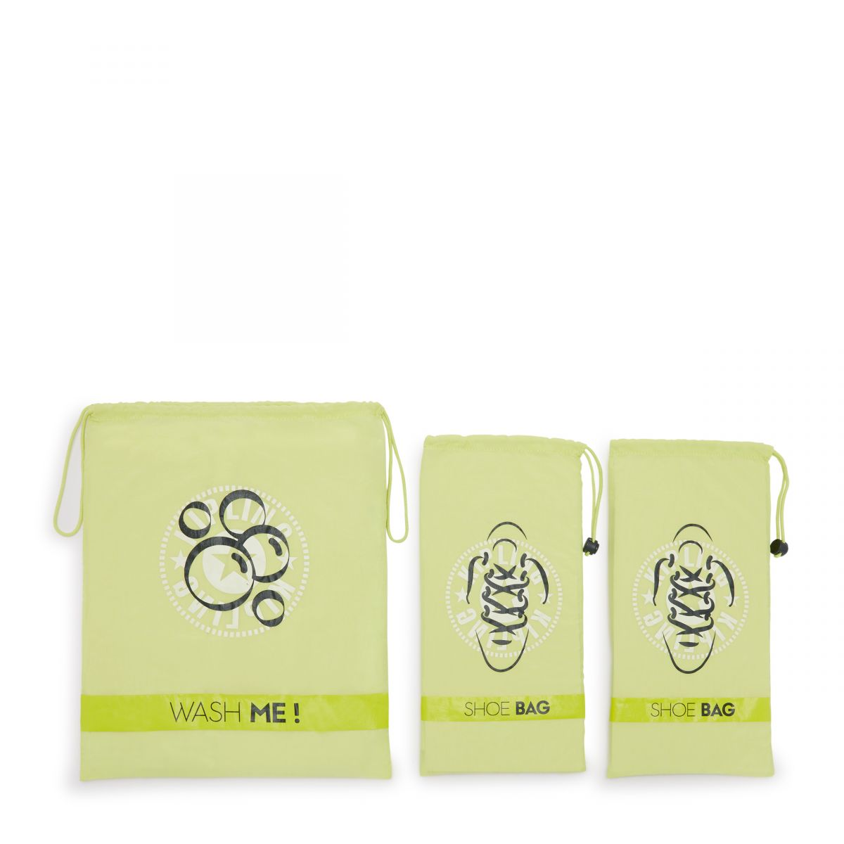 PACK SUPPORT Lime Green by Kipling
