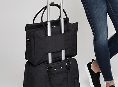 Shop comfortable luggage