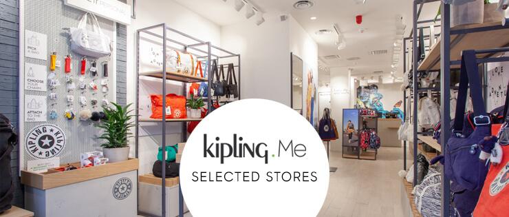 Selected Stores Kipling