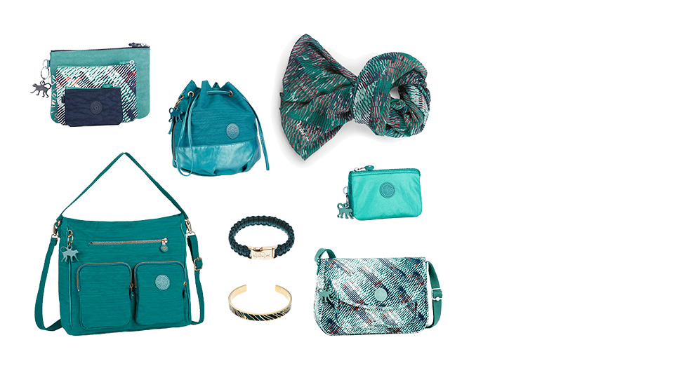 Dazzling Green Collection